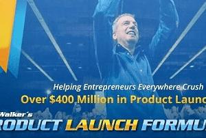 Jeff Walker Product Launch Formula